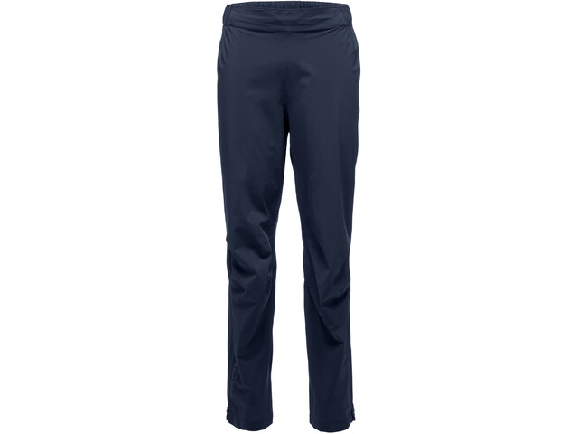 Black Diamond Stormline Stretch Pantalones de lluvia Hombre, captain